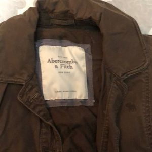 Abercrombie and Fitch light weight coat